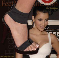 Top ten celebrity feet
