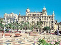 Enchanting Alicante, Spain.