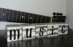 Decorative Black and White Wooden Music Note Blocks. Great Christmas Gift for a Music Teacher, Student and Enthusiast Christmas Music, Great Christmas Gifts, Great Gifts, Music Theme Birthday, Music Party, Teacher Birthday Gifts, Teacher Gifts, Student Teacher, Music Bedroom