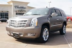 Looking for a 2014 #Cadillac #Escalade? Look no more! We have all colors and models available! View our inventory and pick your favorite. #SUV #Luxury #Class #Style #Platinum #Jerrys #Weatherford #TX #Texas #FortWorth #Abilene #Dallas #MineralWells #Granbury #Stephenville #Aledo #Frisco #Plano