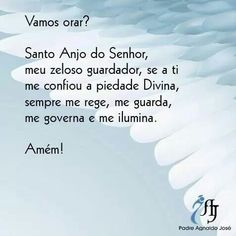 Oração do Santo Anjo