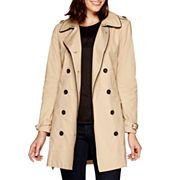 Trench coat by MNG by Mango, JCPenney