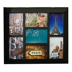 Melannco Collage 7-opening Photo Frame