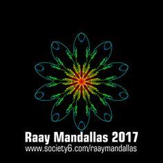 Raay Mandallas 2017! 300 mandalas for your life! Choose your mandala! #mandala #mandalas #gif #animated
