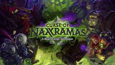 Curse of Naxxramas Adventure Cover