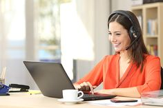 Telepractice requires a computer, headset, and motivation