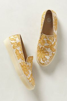 Silken Sneakers http://rstyle.me/~1CiEQ I Love My Shoes, Dream Shoes, Pretty Shoes, Me Too Shoes, Shoe Gallery, Piece Of Clothing, Shoe Closet, Hair Jewelry, Fashion Bags