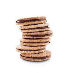 Hazelnut-Nutella Sandwich Cookies   Food & Wine