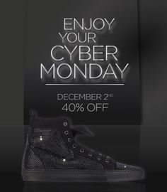 CYBER MONDAY! Sale 40% off, only for USA! Shop now at www.lesilla.com