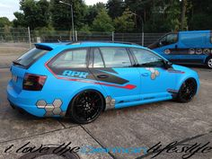 Post your Octavia photos! Wagon Cars, Skoda Fabia, Shooting Brake, Bmw X6, Car Tuning, Car Wrap, Cool Cars, Car Decals, Autos