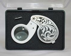 Custom Engraved Eye Loupe