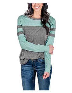 47de957c784 Autumn Winter Fashion Women Blouse Casual Loose Long Sleeve Tshirt    To  view further for