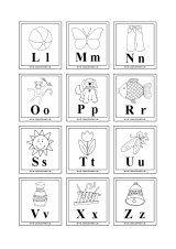 Pexeso - abeceda Preschool Worksheets, Educational Activities, Playing Cards, Content, Album, Montessori, Ideas, Paper, Teaching Materials