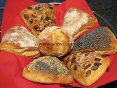 Slavas knusprige Dreiecksbrötchen « kochen & backen leicht gemacht mit Schritt für Schritt Bilder von & mit Slava