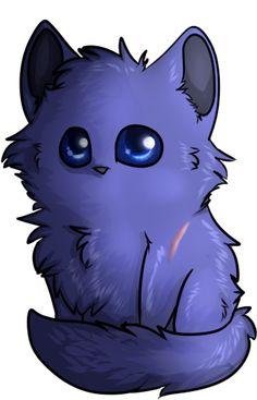 Bluestar Chibi by baakwoelfchen.deviantart.com on @DeviantArt Sonic The Hedgehog, Chibi, Deviantart, Fictional Characters, Fantasy Characters