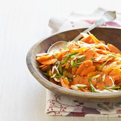 A New Take on Carrot Salad #Easter