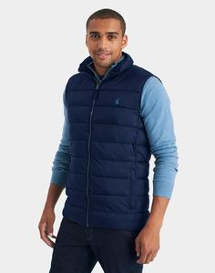 Joules Warm Welcome Collection - Go To Padded Gilet