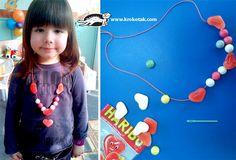 мартенички от гумени бонбони