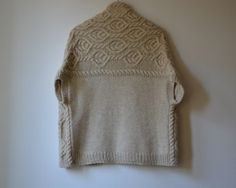 Walnut Cardigan by roko20, via Flickr