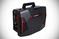 CyberPowerPC Fang Battle Box Gaming PC