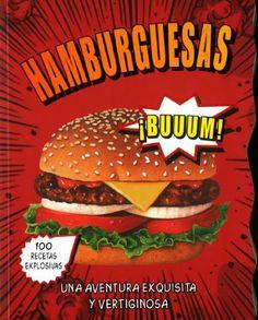 Hamburguesas - 100 Recetas Explosivas: Amazon.es: VV.AA.: Libros