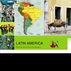 Teach Spanish or Social Studies? A 25 slide PowerPoint presentation with music and animation packed with information on Latin America: the land, ...