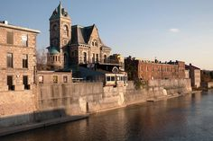 Old post office on the Grand River is for sale, Galt, Ontario – 2020 World Travel Populler Travel Country Wonderful Places, Great Places, Places To See, Beautiful Places, Amazing Places, Galt Ontario, Cambridge Ontario, Old Post Office, Small Towns