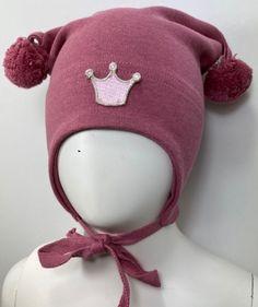 Kivat knytelue - krone rosa | Petter og Pia Barneklær - Barneklær på nett