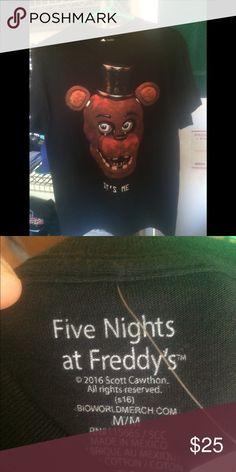 2abc12d3956cad 2 for  30 (Bundle Deal) FiveNightsAtFreddy s Shirt Brand New Make me an  offer Shirts Tees - Short Sleeve