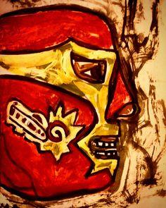 Fams Estudio de #canek  #luchalibre  #obradearte  #coyoacan #cdmx #mexico #pintura #ventadearte #artforsale #art #artista #artwork #arty #artgallery #contemporanyart #fineart #artprize #paint #artist #illustration #picture  #artsy #instaart #instagood #gallery #masterpiece #instaartist  #artoftheday