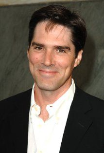 Thomas Gibson. He is so hot as Hotch on Criminal Minds.