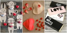 DIY Valentine's Day Gifts & Crafts - Handmade Gift Ideas for Valentines Day - House Beautiful