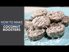 Coconut Boosters Recipe - DrAxe.com