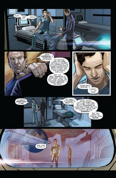 Star Trek IDW Publishing Comic Book - Khan #4 Khan Noonien Singh, Star Trek Spock, Star Trek Into Darkness, Next Chapter, Benedict Cumberbatch, S Star, Comic Books, Things To Come, Hollywood
