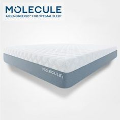 MOLECULE Molecule 2 Air-Engineered 12 in. Memory Foam King Mattress - The Home Depot - Health and wellness: What comes naturally Twin Xl Mattress, Queen Memory Foam Mattress, Queen Mattress, Grey Fabric, Mesh Fabric, White Nightstand, Baxton Studio, Vanity Set, Memories