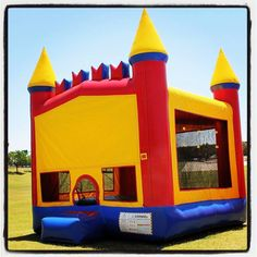 64 best inflatables images on pinterest bounce house rentals