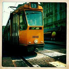 Un filtro su #Torino La città vista dagli #Instagramers #Instameet