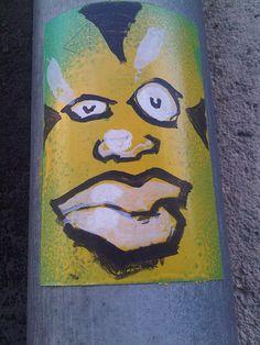 @ Marseille...street art