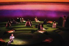 Alexander Dodge – Scenic design for Twelfth Night at Hartford Stage, Connecticut