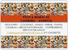 Pitos & Maracas : Pitos & Maracas un Catering a tu medida