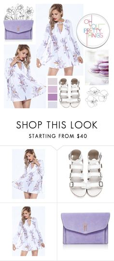 """""""Lavender Essentials"""" by xlainyboo ❤ liked on Polyvore featuring Hayward, Spring, lavender and fourcolorchallenge"""