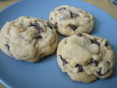 Super Soft Chocolate Chip Cookies (The proof is in the pudding!)