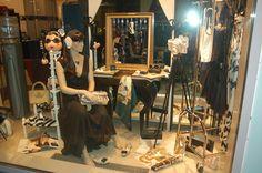 Chanel Schaufenster-Deko, 2013