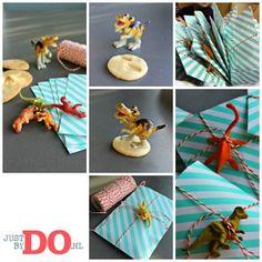 Dino traktatie Birthday Treats, Birthday Wishes, Birthday Parties, Dinosaur Party, Halloween Party, Gift Wrapping, Baby Shower, Seasons, Table Decorations
