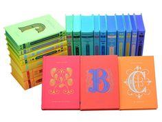 Juniper Books | Colorful Literary Classics Set | AHAlife