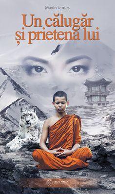 Un călugăr și prietena lui / Maxin James Books, Movie Posters, Movies, Livros, 2016 Movies, Film Poster, Films, Popcorn Posters, Livres