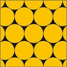 Azulejo Bolas Amarelo,  Pavão Revestimentos, Azulejo Amarelo, Tile, Decor Tile, Yellow decor