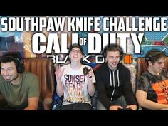 DE ONMOGELIJKE KNIFE MATCH! (COD: Black Ops 3 Custom Game) - YouTube