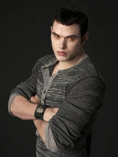 Yes, I love him, get over it!! Emmett Cullen - that's what I'm needing.