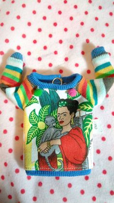 Mira este artículo en mi tienda de Etsy: https://www.etsy.com/listing/257547710/frida-sweater-for-dolls